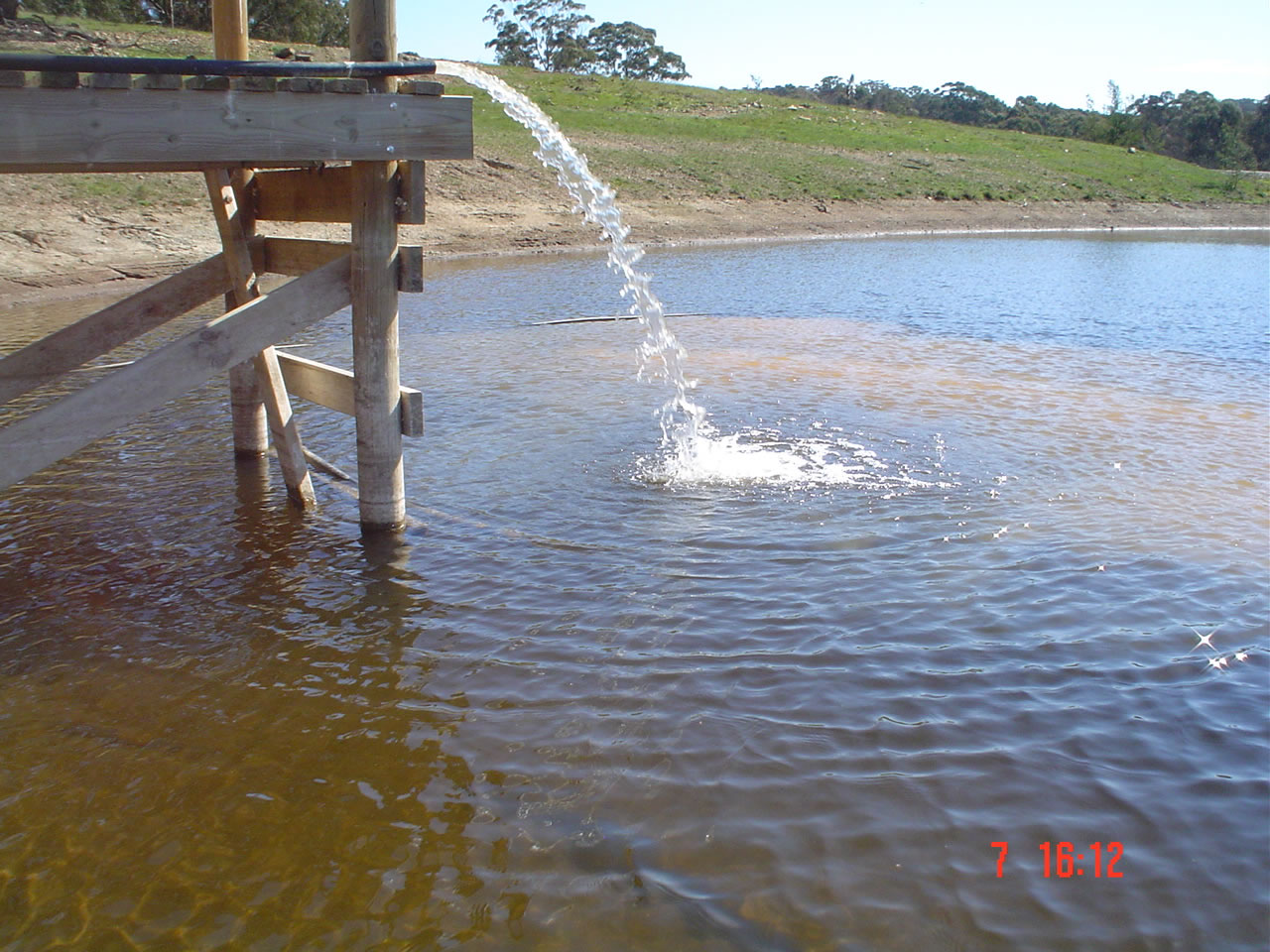 Water divining and bore location