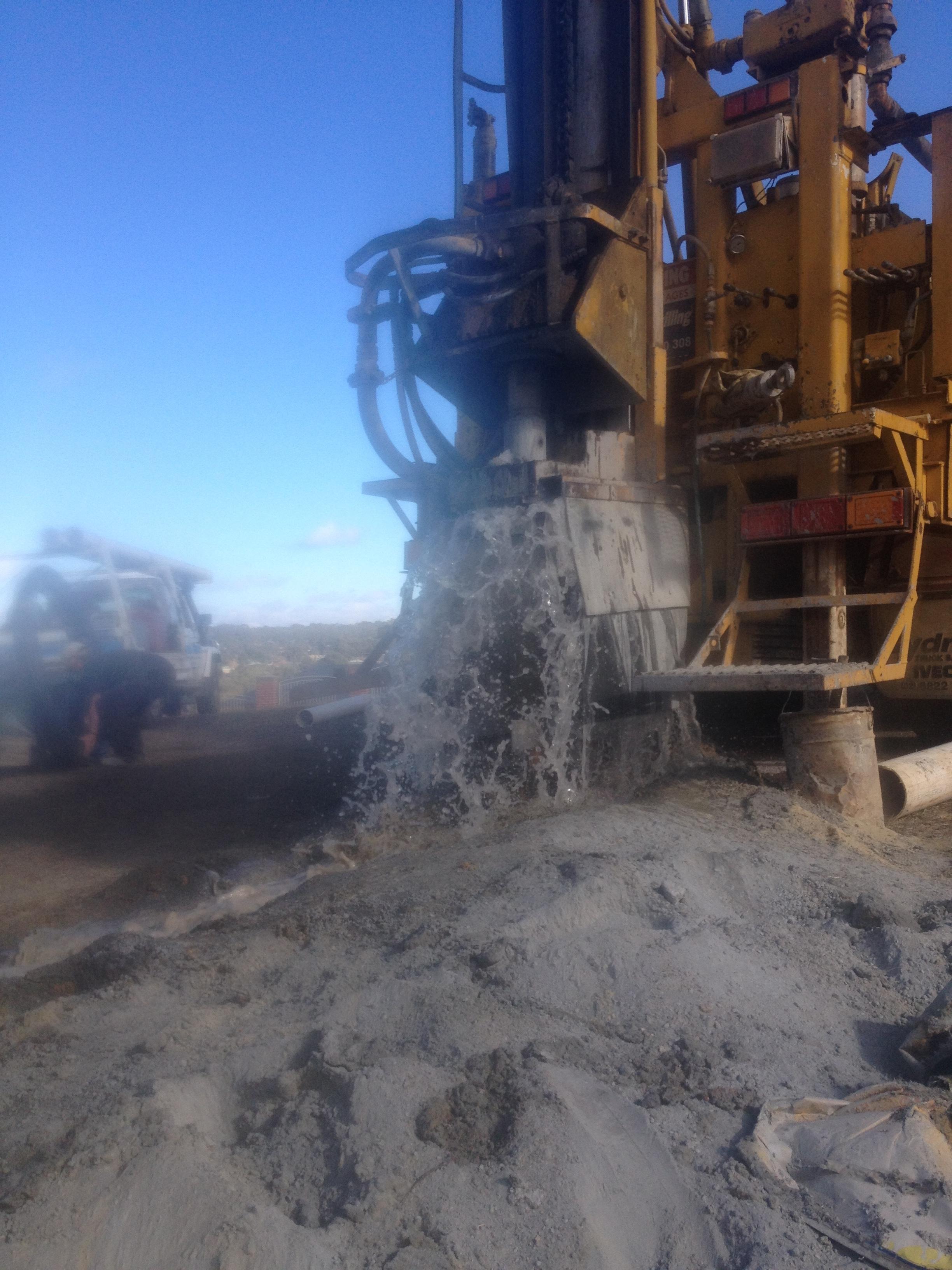 Centre State Drilling Water Bore Drilling Victoria